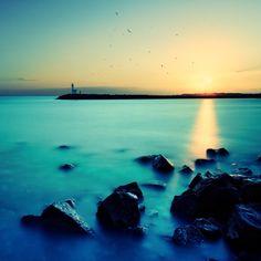 speechless sunrise. #sunrise
