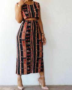African Fashion Ankara, Latest African Fashion Dresses, African Dresses For Women, African Print Fashion, African Attire, Africa Fashion, Tribal Fashion, African Prints, African Style