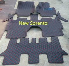 Customize special car floor mats for Right/Left Hand Drive New KIA Sorento 7seats 2017-2016 durable foot carpets,Free shipping #Affiliate