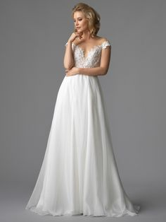 Princess/A-Line Gown by Divine Couture (#3576) - The Wedding Dress - SingaporeBrides