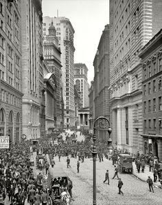 Broad Street, NY c1905