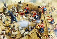 1803 Battle of Assaye was a major battle of the Second Anglo-Maratha War fought between the Maratha Empire and the British East India Company