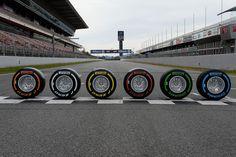 Pirelli 2015 line up