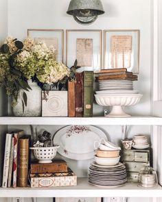 Home Decor Styles, Cheap Home Decor, Home Decor Accessories, Diy Home Decor, Room Decor, Home Decor Kitchen, Kitchen Ideas, Vintage Home Decor, Vintage Farmhouse Decor