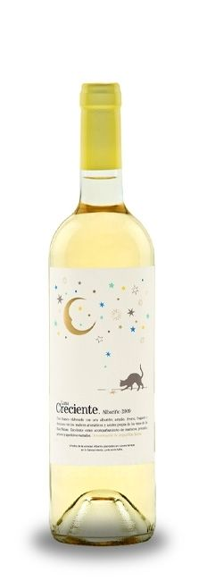 Luna Creciente Albariño 2012 #taninotanino #vinosmaximum