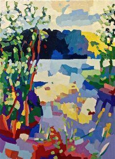 Cowpasture River, Virginia  www.henryisaacs.com