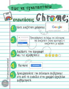 Μια τάξη...μα ποια τάξη;: Δασκαλίστικες επεκτάσεις στο Crome Diy And Crafts, About Me Blog, Map, Technology, School, Tech, Location Map, Tecnologia, Maps