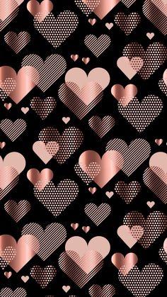 New Wallpaper Iphone Disney Mickey Heart Ideas Rose Gold Wallpaper, Black Wallpaper Iphone, Phone Screen Wallpaper, Flower Phone Wallpaper, Heart Wallpaper, Wallpaper Iphone Disney, Cute Disney Wallpaper, Butterfly Wallpaper, Trendy Wallpaper
