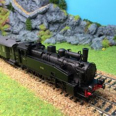 #locomotive à vapeur #050TA904 ep III #HO #Piko A retrouver ici : http://www.latelierdutrain.com/alimentations-2-rails/100458-locomotive-vapeur-050ta904-epiii-ho-1-87-piko.html