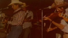 George and Ace In The Hole Band played in S Bar 5 Ranch in Lampasas, Texas on July 4, 1982.