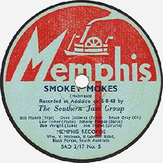 Vintage vinyl also carries vintage labels. These labels provide an interesting look into the graphic design side of the music business when rock 'n' roll was as young as the people playing it