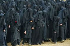 Britons favor the ban on face covering in public.