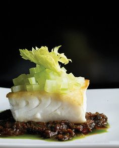 Thai basil cod with Malaysian chili sauce at Spice Market - available for Hotel Restaurant Week