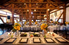 Welcome Party - Red Barn