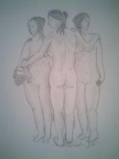 Three Graces (tři grácie)