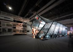USG : Stands Expo Cihac 2008-2013 | ArchDaily México