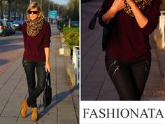Scarf and Boots Combo