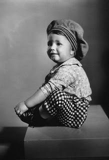 Spanky from The Little Rascals :-)