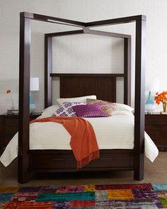 Hartigan Bedroom Furniture at Horchow.