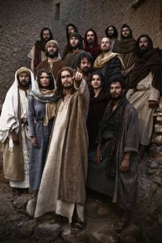 The Bible tv series. They all did an amazing job at this. Can't wait to see The Son of God tour!