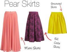 """Pear Skirts"" by havilarna on Polyvore"