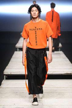 D.Gnak Spring-Summer 2017 - Seoul Fashion Week