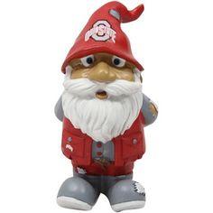 Detroit Red Wings Team Leprechaun Gnome