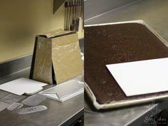 2. Purse Cake Templates