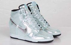 """Sneakers – Women's Fashion :    Nike WMNS Dunk Sky Hi """"Disco Ball""""  - #Sneakers https://youfashion.net/fashion/sneakers/sneakers-womens-fashion-nike-wmns-dunk-sky-hi-disco-ball/"""