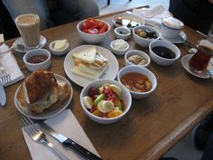 Mangerie Breakfast - Istanbul