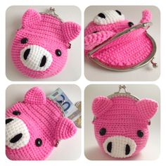 Sweey purse by SweetHandmade Crochet
