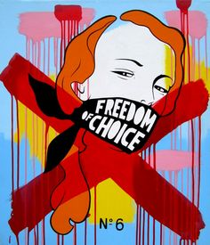 made by: Ben Frost , 'Freedom of choice'