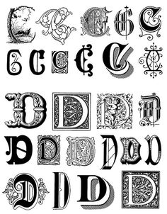 Alphabet 5 by ~Brenda-Starr~, via Flickr