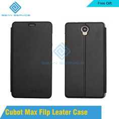 MAX Flip Leather Case For Cubot max  PC Plastic Leather Flip Cover Coque Fundas Housing For cubot MAX Phone Bags