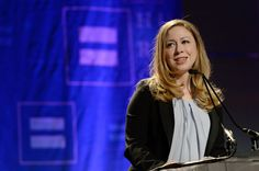 President in 2052? Chelsea Clinton says she's pregnant  (Photo: Jeff Bottari / AP Images for Human Rights Campaign file)