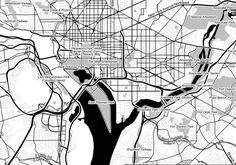 cripes, washington dc rendered in new toner map styles