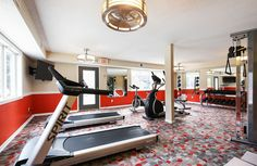 Come pump some iron in our fitness center! Just one of the many amenities we have here at Eden Prairie, Minnesota, Apartments, Pump, Iron, Homes, Fitness, Gymnastics, Houses