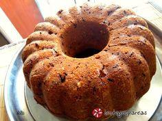 Κέικ με πορτοκάλι και τρούφα #sintagespareas #cakeportokali #troufa