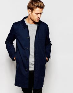 Discover jackets for men and men's coats with ASOS. Shop from a range of styles, from leather jackets, to trench and winter coats. Order today at ASOS. Mens Winter Coat, Winter Jackets, Mens Fashion, Fashion Outfits, Casual Looks, Winter Fashion, Menswear, Leather Jacket, Blazer