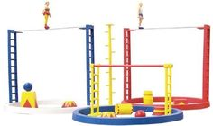 Lionel Rings and Things Circus Accessories by Lionel. $13.49. From the Manufacturer                Create a scene under the big top with these painted accessories from K-Line by Lionel. This is the perfect accompaniment to the Acrobats & Clowns Circus Figures set.                                    Product Description                Create a scene under the big top with these painted accessories from K-Line by Lionel. This is the perfect accompaniment to the Acrobats & Clowns Cir...