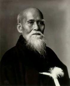 Founder of Aikido- UESHIBA, Morihei- OSensei