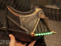 Dark Vador steampunk mask