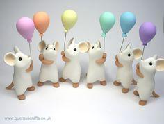 Little Balloon Mouse £20)