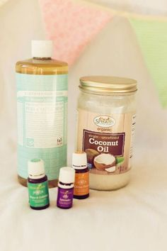 3-ingredient body wash using essential oils. | a legacy of beauty.