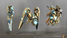 Futuristic Armour, Futuristic Art, Anime Weapons, Fantasy Weapons, Armor Concept, Weapon Concept Art, Fantasy Character Design, Character Concept, Armas Ninja