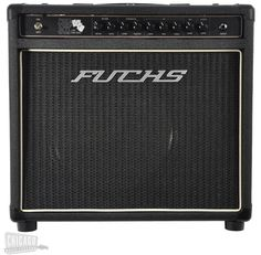 FUCHS Fuchs Four Aces 1x12 Mini Combo   The Four Aces is a unique push-pull Class-AB output stage using a 6SN7 Octal preamp tube as a triode output tube. Possibly the coolest home practice, studio recording, and maybe even small gig amp ever! The amp features two channels.   Chicago Music Exchange