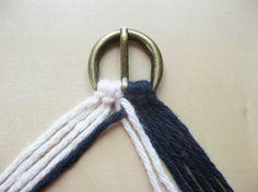 Braided Cotton Belt