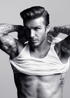 David Beckham!