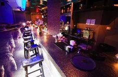 Aqua Nightclub, Tamarindo, Costa Rica and other locations for nightlife:)