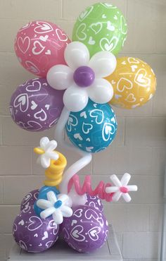See why we are changing the way people are looking at Party Balloon decorations, Balloons Bellingham Balloons Whatcom County. Balloon Decorations Party, Balloon Centerpieces, Birthday Decorations, Flower Decorations, Balloon Lanterns, Balloon Columns, Balloon Ribbon, Balloon Flowers, Baloon Art